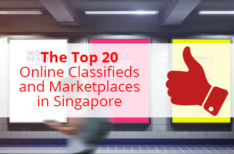 The Top 20 Online Classifieds and Marketplaces in Singapore