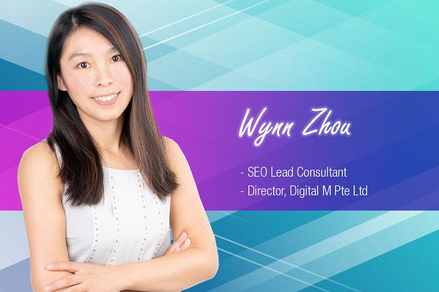 SEO Expert Singapore | Wynn Zhou | Digital M